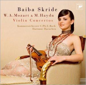Mozart / Haydn : Violin Concerto : Baiba Skride