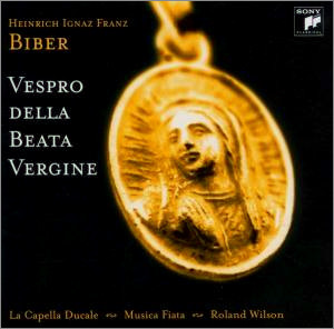 Biber : Vespro Della Beata Vergine : La Capella DucaleㆍMusica FiataㆍWilson