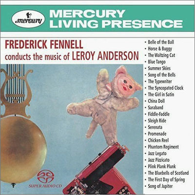 Fennell Conducts Leroy Anderson