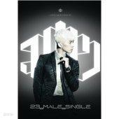 장우영 / 미니앨범 23, Male, Single (Silver Edition/Digipack)