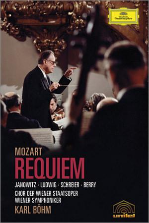 Karl Bohm 모차르트 : 레퀴엠 - 칼 뵘 (Mozart: Requiem in d minor K626) [DVD]