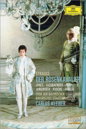 Carlos Kleiber 슈트라우스: 장미의 기사 - 루치아 폽, 클라이버 [2DVD]