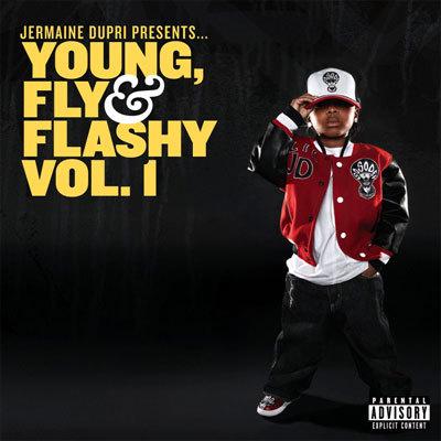 Jermaine Dupri - Young, Fly & Flashy Vol.1