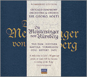 Wagner : Die Meistersinger fon Nurnberg : Solti