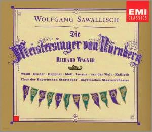 Wagner : Die Meistersinger fon Nurnberg : Sawallisch
