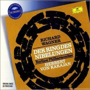 Herbert von Karajan / Gundula Janowitz 바그너: 니벨룽의 반지 전곡 - 군둘라 야노비츠, 베를린 필하모닉, 헤르베르트 폰 카라얀 (Wagner: Der Ring des Nibelungen)