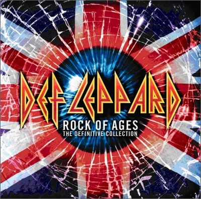 Def Lappard - Rock Of Ages