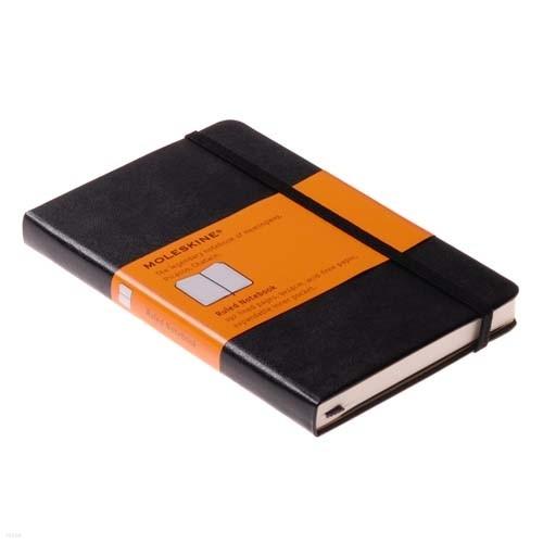 Moleskine Ruled Notebook (포켓):가로줄 노트