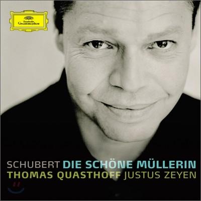 Schubert : Die Schone Mullerin : Thomas Quasthoff