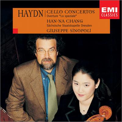 하이든 : 첼로 협주곡 1ㆍ2번 -  : 장한나