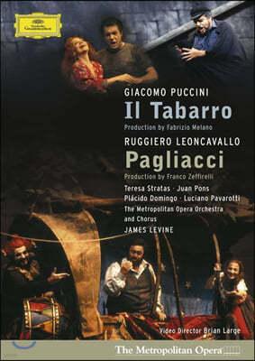 Teresa Stratas 푸치니: 외투 / 레온카발로: 팔리아치 (Puccini: Il Tabarro / Leoncavallo: Pagliacci)