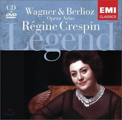 Regine Crespin - Wagner & Berlioz
