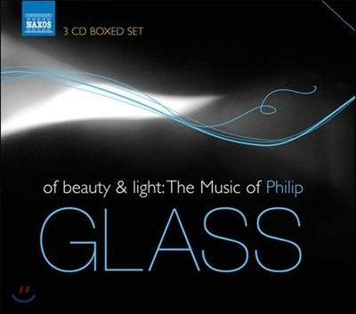 Marin Alsop / Takuo Yuasa 필립 글래스 박스세트 (of Beauty and Light : The Music Philip Glass Boxed Set)