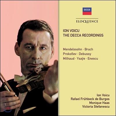 Ion Voicu 이온 보이쿠 데카 레코딩 (The Decca Recordings)