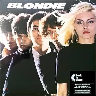 Blondie - Blondie 블론디 데뷔 앨범 [LP]