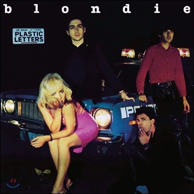 Blondie (블론디) - Plastic Letters (Back To Black Series)