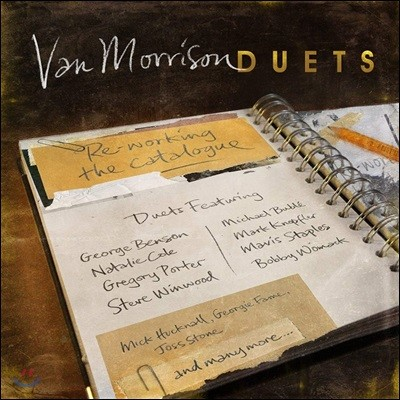 Van Morrison - Duets: Re-Working The Catalogue 벤 모리슨 듀엣 모음집 [2LP]