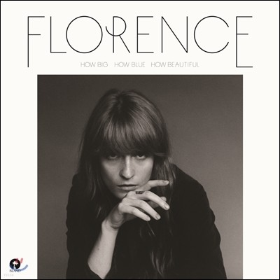 Florence + The Machine - How Big, How Blue, How Beautiful (Deluxe Edition)