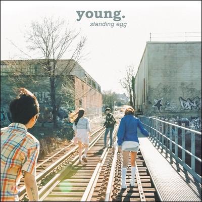 스탠딩 에그 (Standing Egg) - 미니앨범 : Young