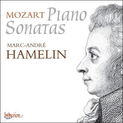 Marc-Andre Hamelin 모차르트: 피아노 소나타 - 마르크 앙드레 아믈랭 (Mozart: Piano Sonatas KV 576 & 283 & 332 & 570)