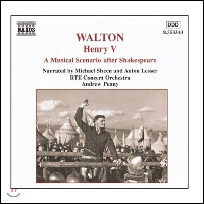 Andrew Penny 월튼: 헨리 5세 - 세익스피어의 음악 시나리오 (Walton: Henry V - A Musical Scenario after Shakespeare)