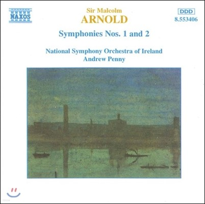 Andrew Penny 말콤 아놀드: 교향곡 1번, 2번 (Malcolm Arnold: Symphonies No.1, No.2)