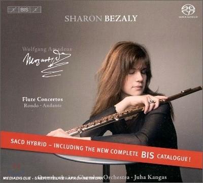 Sharon Bezaly 모차르트: 플루트 협주곡 1, 2번 (Mozart: Flute Concerto K. 313 314) 샤론 베잘리