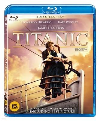 타이타닉 : 블루레이(2Disc)