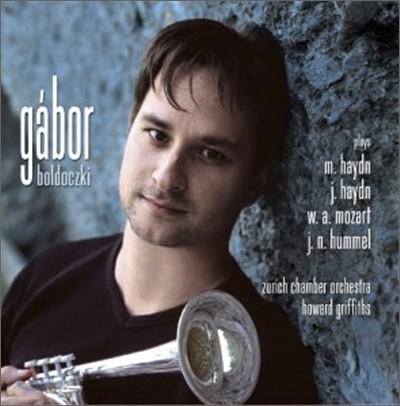 Gabor Boldoczki Plays Haydn / Mozart / Hummel