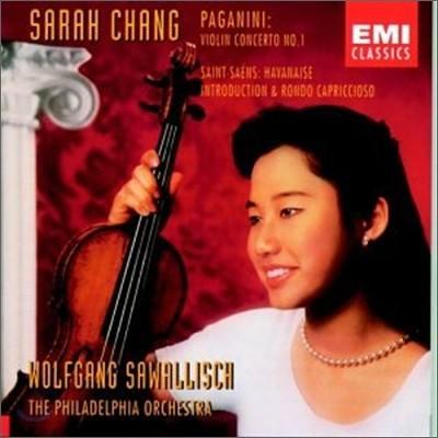 파가니니 : 바이올린 협주곡 1번 - 장영주