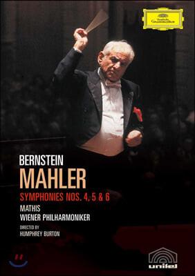 Leonard Bernstein 말러: 교향곡 4-6번 (Mahler: Symphonies Nos. 4-6)