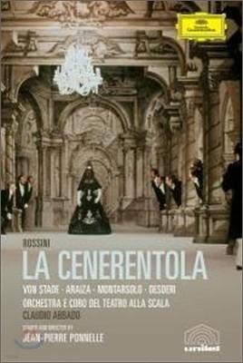 Claudio Abbado 로시니: 신데렐라 - 라 스칼라, 클라우디오 아바도 (Rossini: La Cenerentola)