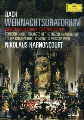 Nikolaus Harnoncourt 바흐: 크리스마스 오라토리오 (Bach: Christmas Oratorio, BWV248)