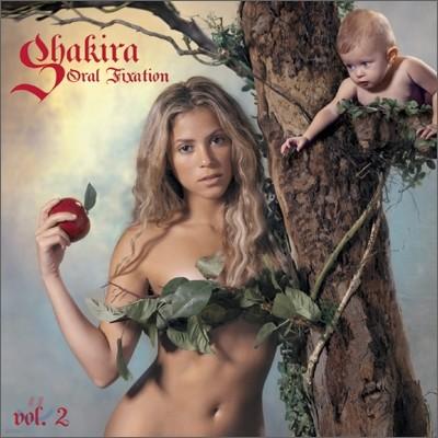 Shakira - Oral Fixation Vol.2 (With Bonus Tracks)