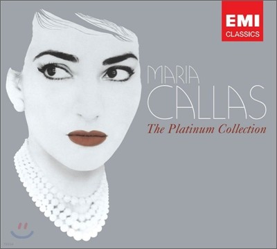 Maria Callas - The Platinum Collection