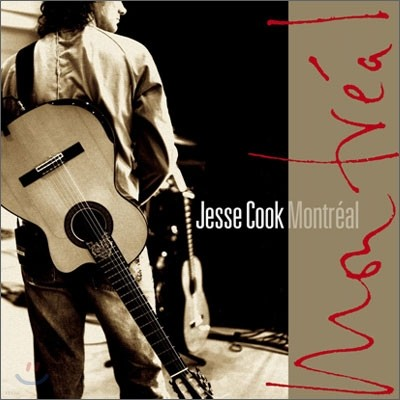 Jesse Cook - Montreal (몬트리올 공연 실황)
