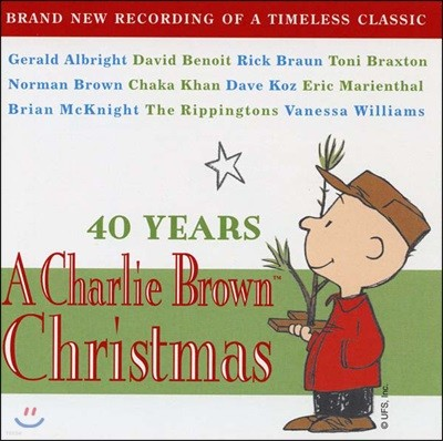 찰리 브라운 크리스마스 캐럴 (40 Years A Charlie Brown Christmas)