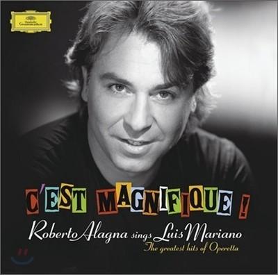 Roberto Alagna : C`est Magnifique
