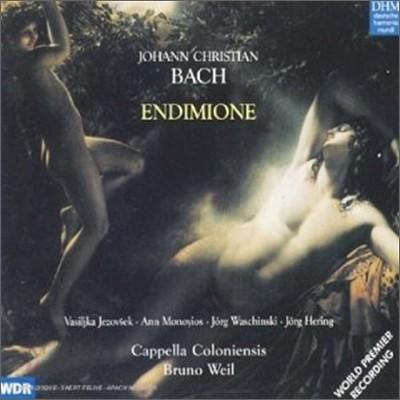 J.C.Bach : Endimione : Weil