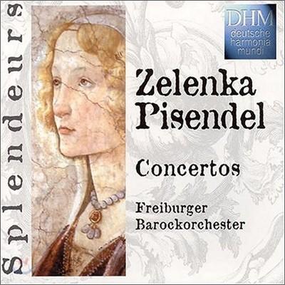 Zelenka / Pisendel : Concerto : Freiburger Barockorchester