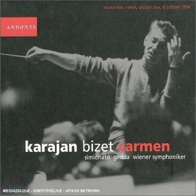 Bizet : Carmen : Karajan
