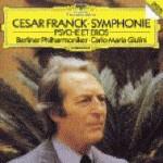 Franck : Symphony : Carlo Maria Giulini
