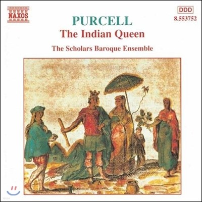Scholars Baroque Ensemble 퍼셀: 인도의 여왕 (Purcell: The Indian Queen)