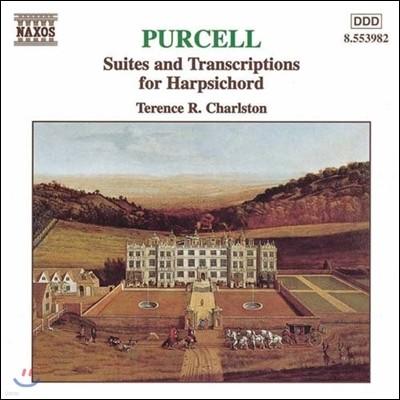 Terence R. Charlson 퍼셀: 하프시코드 모음곡과 편곡집 (Purcell: Suites & Transcriptions for Harpsichord)
