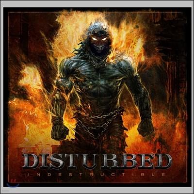 Disturbed - Indestructable [LP]