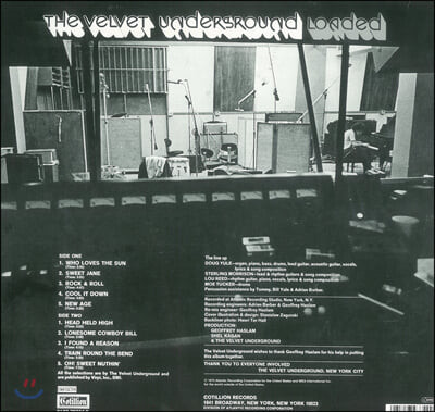 Velvet Underground (벨벳 언더그라운드) - Loaded [LP]