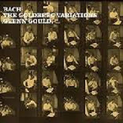 바흐: 골드베르크 변주곡 (Bach: Goldberg Variations BWV 988) (180g)(LP) - Glenn Gould