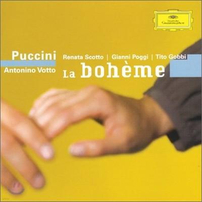 Puccini : La Boheme : Antonino Votto
