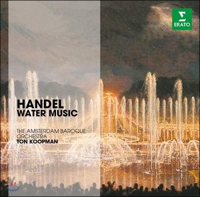 Ton Koopman 헨델: 수상음악 (Handel: Water Music)
