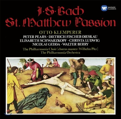 Otto Klemperer 바흐: 마태 수난곡 (Bach: St Matthew Passion, BWV244)